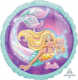 Barbie Mermaid Standard Balloon
