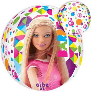 Barbie Orbz Balloon Sphere