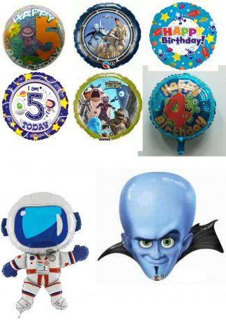 Alien, Outer Space & Astronaut