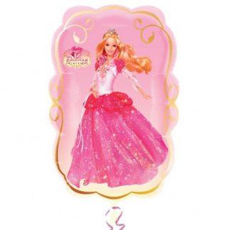 Barbie Princess Dancing Supershape Balloon