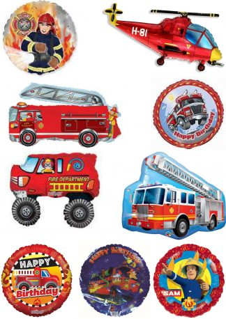 Firemen Fire Rescue