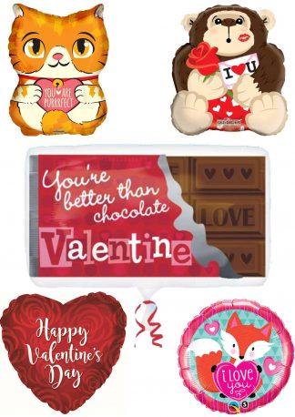 Valentine & Love Balloons